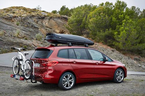رونمایی از Gran Tourer شرکت BMW