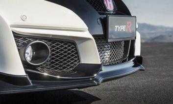 انتشار تصاویر تبلیغاتی و مشخصات Civic Type R شرکت هوندا