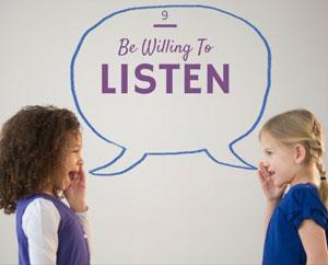 مزایای گوش دادن به درد دل دیگران