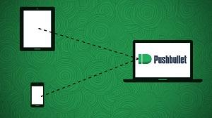 با Pushbullet  میتوانید به سرعت notifications  موبایلتان را روی کامپیوتر ببینید