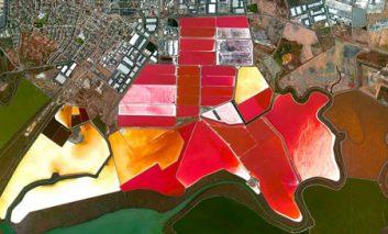 تصاویر حیرتانگیز ماهوارهای