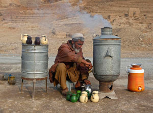 چوب زدن زاغ سیاه مردم در کشورهای دیگر: افغانستان