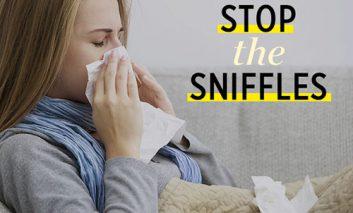 آیا میتوان قبل از شروع سرماخوردگی، آن را متوقف کرد؟