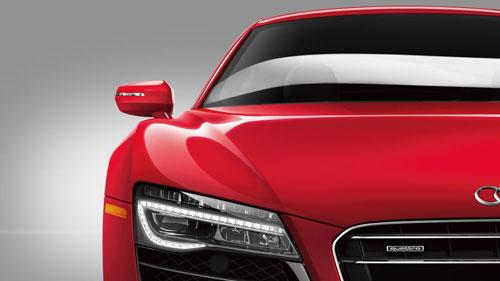 رونمایی از Audi R8 جدید