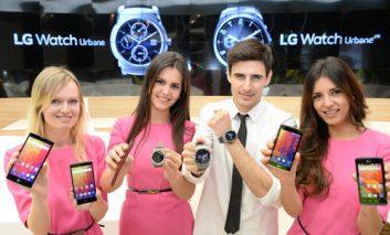 [اعلامیه LG] مجموعه متنوعی از ابتکارات الجی در کنگره جهانی موبایل ۲۰۱۵