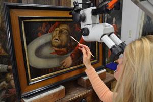 موزه آلمانی در جستجوی نیمه گمشده تابلویی از لوکاس کراناخ
