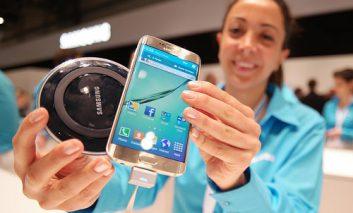 S6 و S6 Edge با شارژر بیسیم و سیستم پرداخت موبایلی سامسونگ (Samsung Pay)