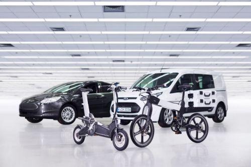 طراحی دو دوچرخه توسط شرکت خودروسازی فورد