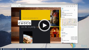 ویدئوی لو رفته از جایگزین Internet Explorer