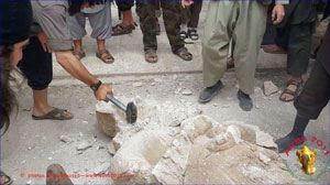 پیشنهاد کمک موسسههای آلمانی برای حفاظت آثار باستانی عراق