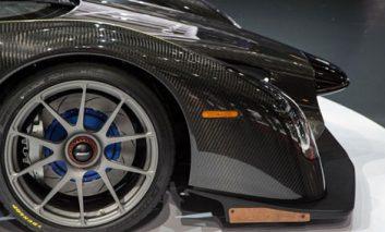 ساخت یک اتومبیل بهتر از فراری
