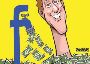 مارک زوکربرگ جوانترین ثروتمند حوزه تکنولوژی سال ۲۰۱۵