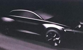 انتشار تصویر تبلیغاتی اتومبیل تمام الکتریکی Q6