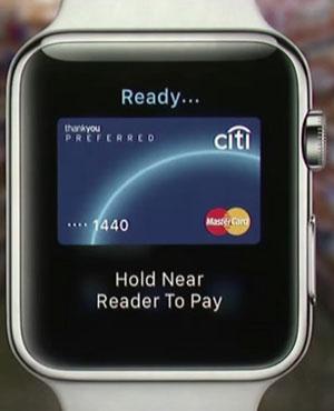 توسعه اولین اپلیکیشنهای مالی منطبق با ساعت اپل