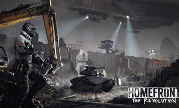 انتشار بازی اکشن Homefront: The Revolution تا سال ۲۰۱۶ به عقب افتاد