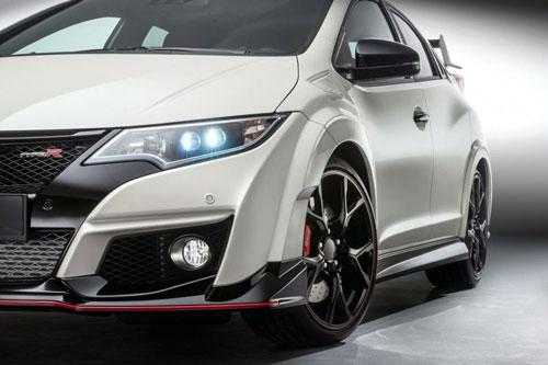 تغییر حجم موتور نسل جدید Civic هوندا