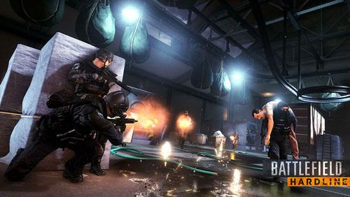نمرات بازی Battlefield: Hardline مشخص گردید