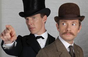 «شرلوک» در زمان سفر میکند!