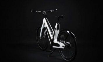 دوچرخه الکتریکی خورشیدی
