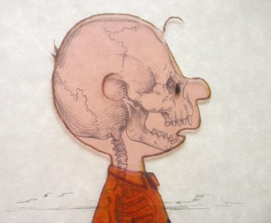 آناتومی شخصیتهای کارتونی محبوب