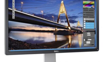 رونمایی از مانیتور ۲۴ اینچی جدید Dell
