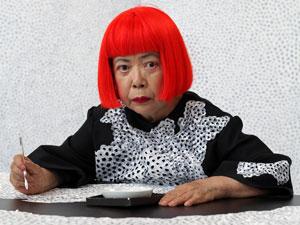 «یایوی کوساما» محبوبترین هنرمند سال ۲۰۱۴