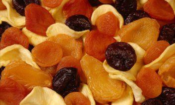 آیا میوه خشک همان خصوصیات میوه تازه را دارد؟