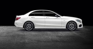 خودروی جدید اسپرت C450 AMG