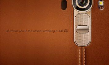 اولین تیزر تبلیغاتی دوربین LG G4