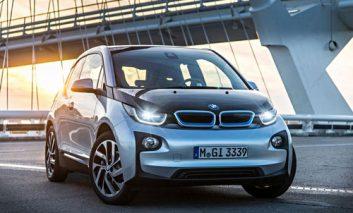 فروش اتومبیل BMW i3 از طریق سایت آمازون