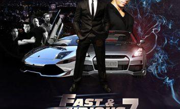 Fast & Furious 7 صدرنشین گیشهها
