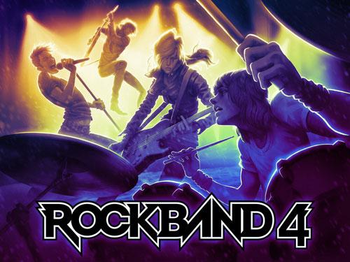 بازی Rock Band با تکنولوژی واقعیت مجازی میتواند شگفتانگیز باشد