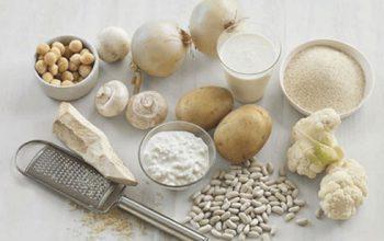 ۵ ماده غذایی سفیدرنگ که باید بخورید