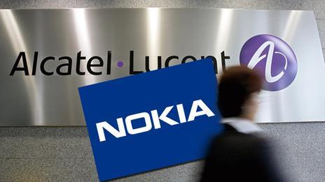 خرید Alcatel-Lucent توسط نوکیا