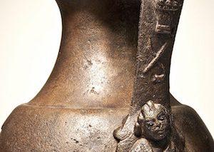 کشف گنج ۱۸۰۰ ساله توسط شکارچی گنجی در انگلستان