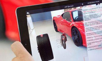 اپلیکیشن مختص اتومبیلهای فراری