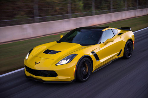 بهروزرسانی سیستم PDR اتومبیل Corvette شورلت