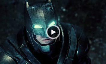 انتشار اولین تریلر بلند «بتمن علیه سوپرمن: طلوع عدالت»