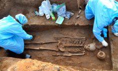 کشف اسکلتهای ۵۰۰۰ ساله در هند