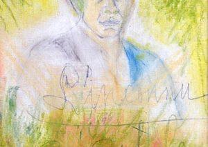 نمایش آثار نقاشی تنسی ویلیامز، برای اولین بار