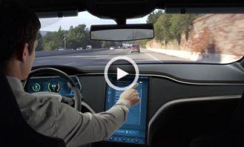 نحوه عملکرد اتومبیلهای خودران