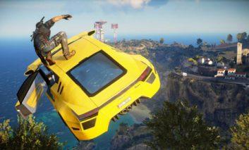 اولین تریلر از گیمپلی بازی Just Cause 3 منتشر شد