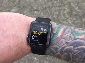 تتوی مچ، ساعت هوشمند اپل را از کار میاندازد