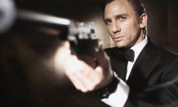 جیمز باند در گذر زمان!