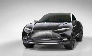 تولید انبوه اتومبیل کانسپت DBX
