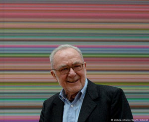گرهارد ریشتر، «گرانترین نقاش» معاصر جهان