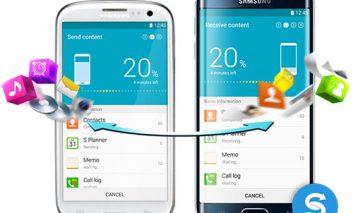 با نسخه بهروز اسمارت سوئیچ سامسونگ: پنج برابر انتقال سریعتر اطلاعات بین اندروید و iOS