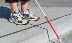 عصای هوشمند مختص نابینایان