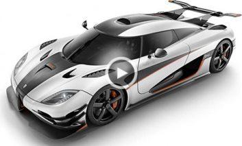 دستیابی به سرعت ۳۶۲ کیلومتر در ساعت توسط Koenigsegg One:1