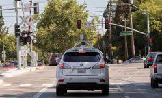 ۱۱ تصادف توسط اتومبیل خودران گوگل